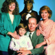 ALF - Andrea Elson, Benji Gregory, Max Wright, Anne Schedeen & Alf © Sci Fi