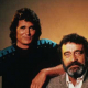 Les Routes du Paradis - Michael Landon et Victor French