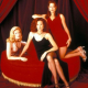 Shannon Sturges, Robyn Lively, Jamie Luner