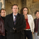 Ashes to Ashes Dean Andrews, Philip Glenister, Keeley Hawes, Marshall Lancaster