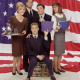 Charlie Lawrence Charlie Lawrence - Stephanie Faracy, Ted McGinley, Nathan Lane, Laurie Metcalf & T.R. Knight