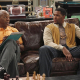 Brothers Brothers - Carl Weathers & Michael Strahan