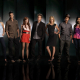 Melrose Place ( 2009 ) Melrose Place (2009) - Stephanie Jacobsen, Colin Egglesfield, Ashlee Simpson, Shaun Sipos, Katie Cassidy, Michael Rady & Jessica Lucas