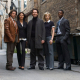 Leverage Leverage - Christian Kane, Gina Bellman, Timothy Hutton, Beth Riesgraf & Aldis Hodge