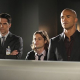 Esprits criminels - Thomas Gibson, Matthew Gray Gubler & Shemar Moore