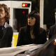 Esprits criminels - Matthew Gray Gubler, Paget Brewster & Thomas Gibson