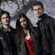 The Vampire Diaries Ian Somerhalder, Nina Dobrev, Paul Wesley