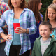 The Middle - Patricia Heaton & Atticus Shaffer