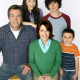The Middle - Neil Flynn, Eden Sher, Patricia Heaton, Charlie McDermott & Atticus Shaffer